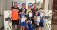 Lukas Hofsommer gewinnt bei seinem ersten Antritt das top besetzte hTT 500 Turnier