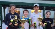 Julian Platzer holte sich den ersten Freilufttitel beim hTT 500 Turnier