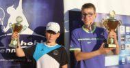 Florian Mayer ist auf der Juniors-Hobby-Tennis-Tour einfach nicht zu stoppen!