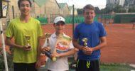 Slatin mit erstem Triumph auf der Juniors hTT
