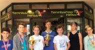 Sumann Elias katapultiert sich mit großen Schritten zum Tour Final