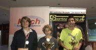 Ergin Ensar gewinnt sein erstes großes Turnier auf der hTT Junior Tour